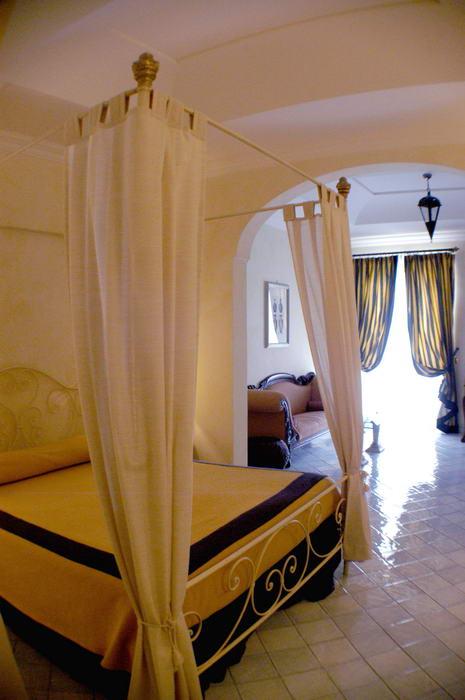 Positano Hotel Posa Posa Rooms Superior Royal And